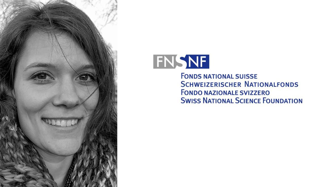 Dr Christina Ernst. Credit: EPFL