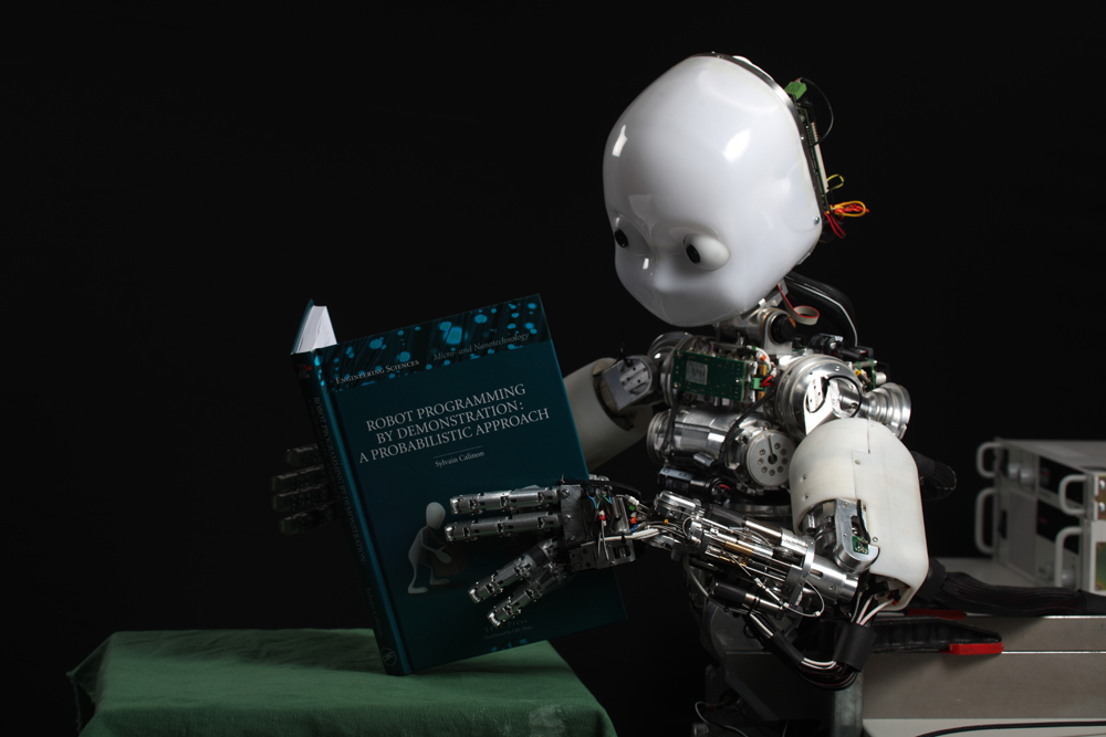 El robot que aprende a hablar