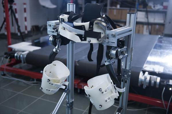 "Image result for first smart exoskeleton that recognizes the loss of balance – and prevents falling – has been developed by researchers at Scuola Sant'Anna in Italy, EPFL in Switzerland, and tested at the Rehabilitation Center ""Fondazione Don Carlo Gnocchi"" in Florence."