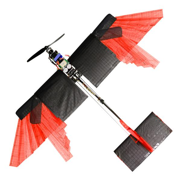 A Drone That Flies Almost Like Bird