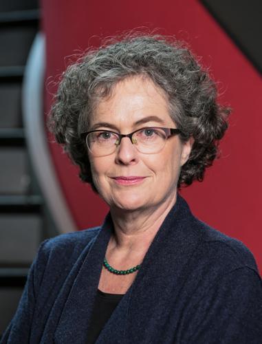 Portrait of Sabine Süsstrunk