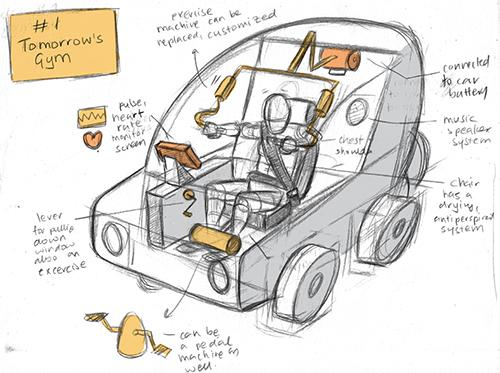 """fusebox the ideas are in and the winners have been chosen """"get back to a basic car interior by keeping only what s really needed return to fundamentals streamlined interiors and clear easy to use controls """""""
